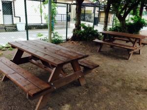 柿田ガーデンテーブル
